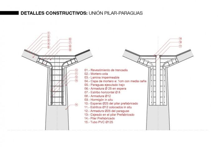 Estructura _ PFC _ Cubierta estación de autobuses _ Septiembre 2011 _ arquiayuda  (12)