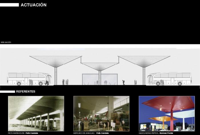 Estructura _ PFC _ Cubierta estación de autobuses _ Septiembre 2011 _ arquiayuda  (4)