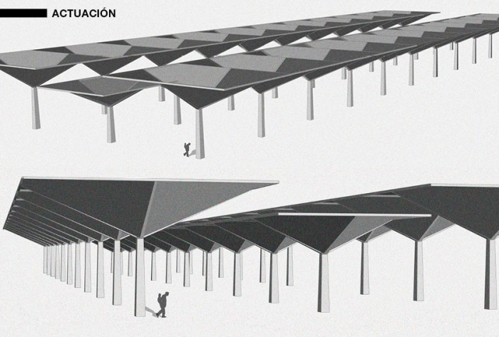 Estructura _ PFC _ Cubierta estación de autobuses _ Septiembre 2011 _ arquiayuda  (5)