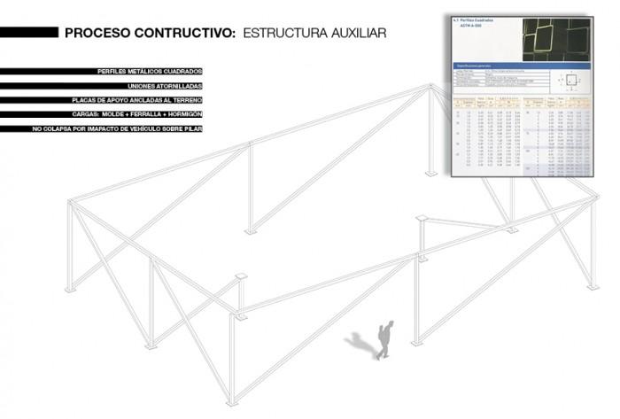 Estructura _ PFC _ Cubierta estación de autobuses _ Septiembre 2011 _ arquiayuda  (9)