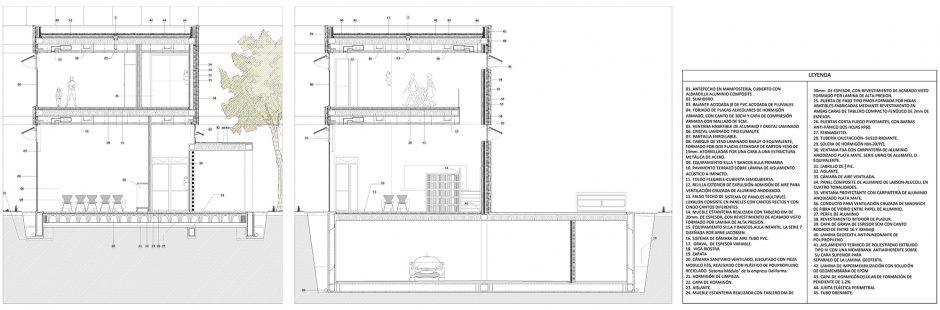 Detalles constructivos _ PFC _ Escuela de primaria _ Mayo 2012 _ arquiayuda