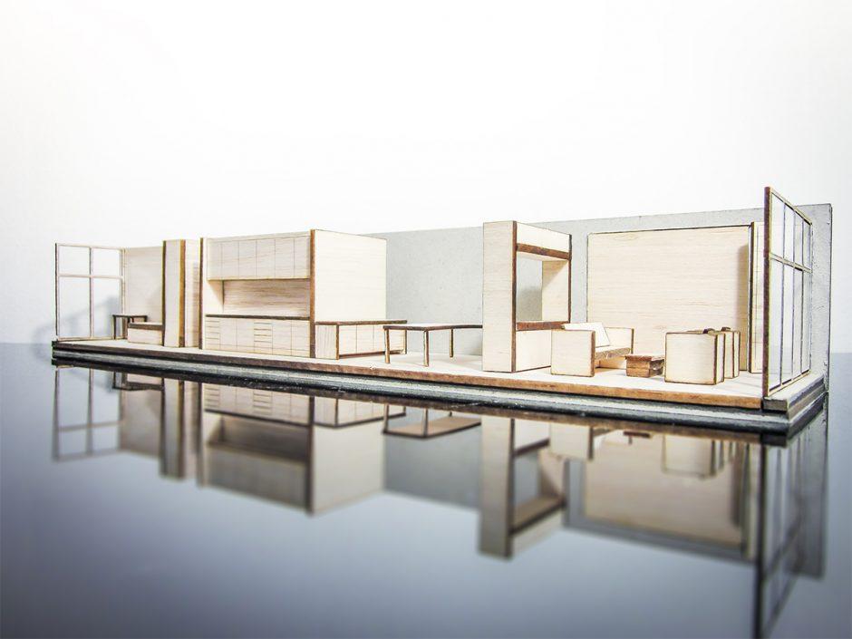 Maqueta _ Proyectos _ Vivienda aislada 1 _febrero 2011 _ arquiayuda  (1)