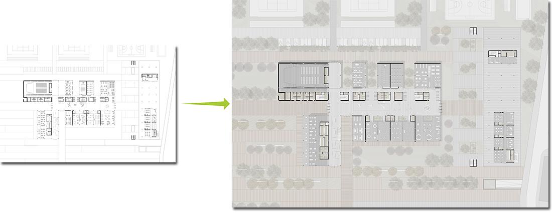 Representaci n gr fica arquiayuda ayuda pfc for Representacion grafica de planos arquitectonicos