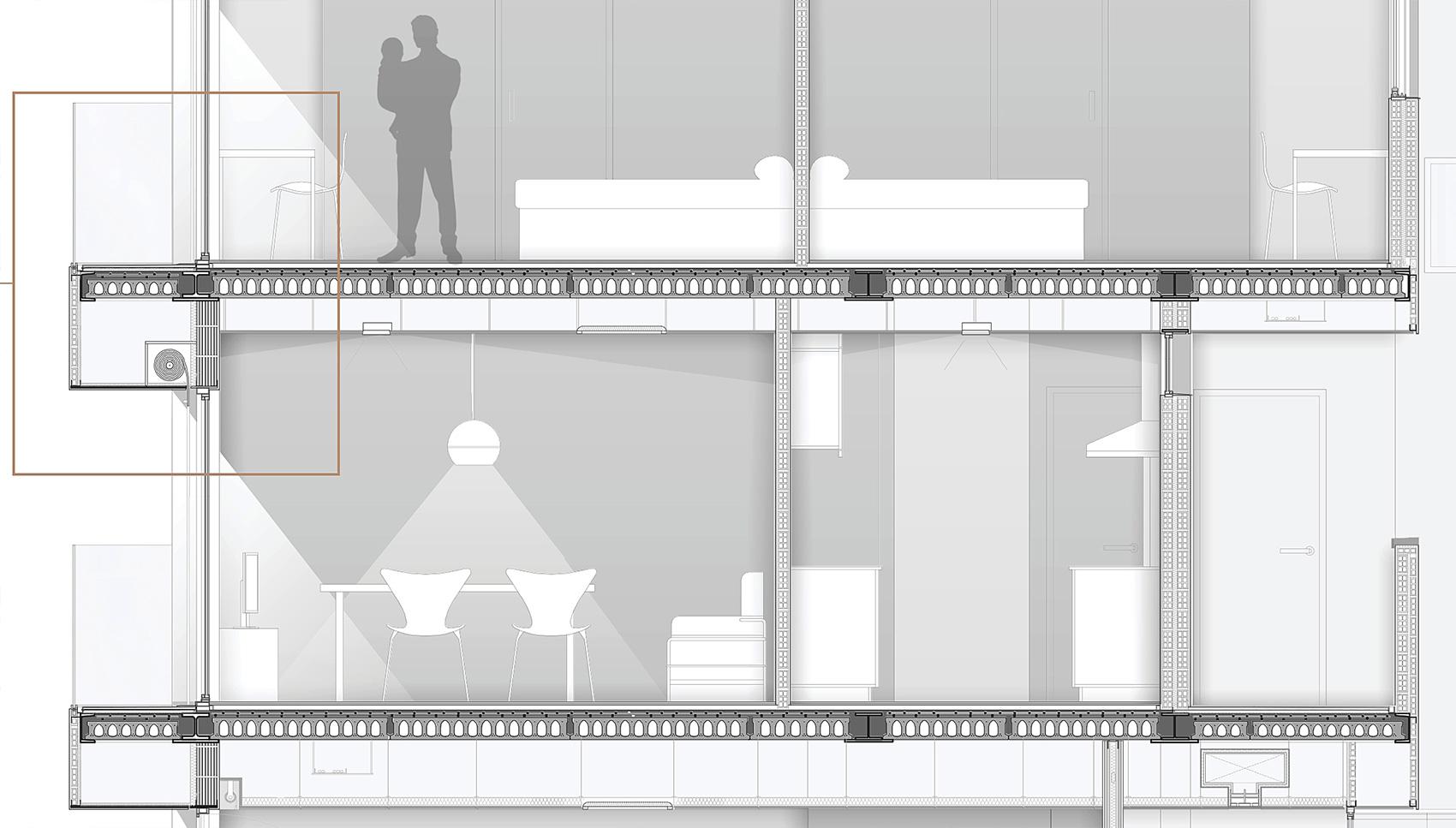 Ludoteca y viviendas arquiayuda ayuda pfc arquitectura - Servicios de arquitectura ...