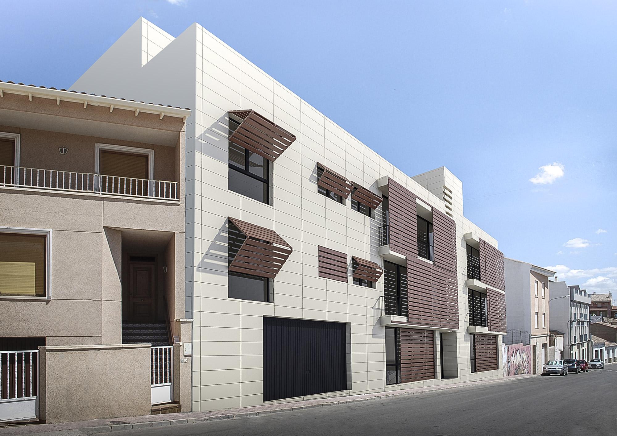 Proyecto De Vivienda Arquiayuda Ayuda Pfc Arquitectura