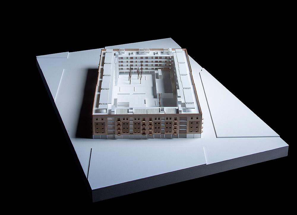 Bloque de viviendas arquiayuda ayuda pfc arquitectura - Servicios de arquitectura ...