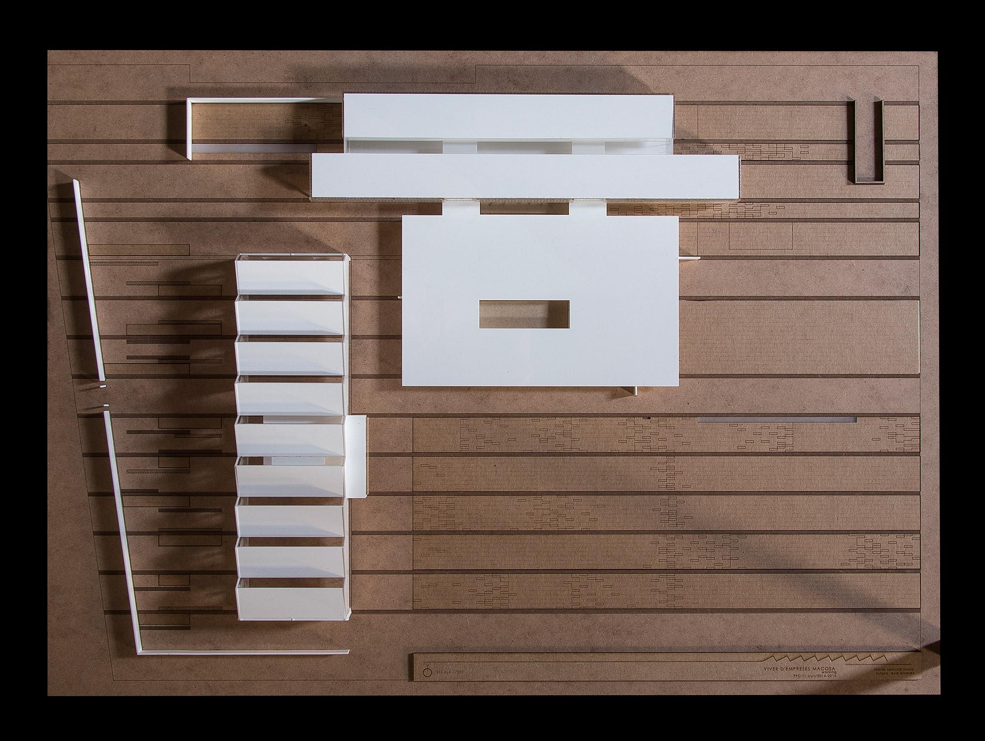 Edificio coworking arquiayuda ayuda pfc arquitectura - Servicios de arquitectura ...