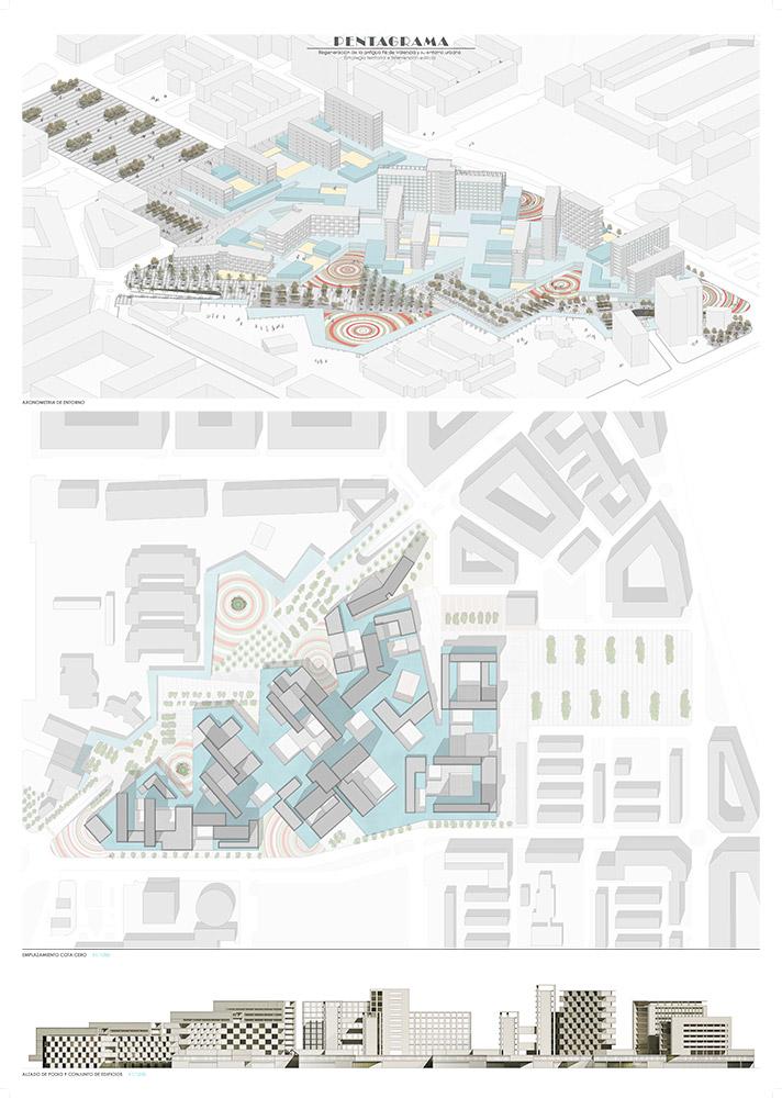 Paneles arquitectura pfc tfg upv regeneracion antigua fe for Arquitectura arquitectura