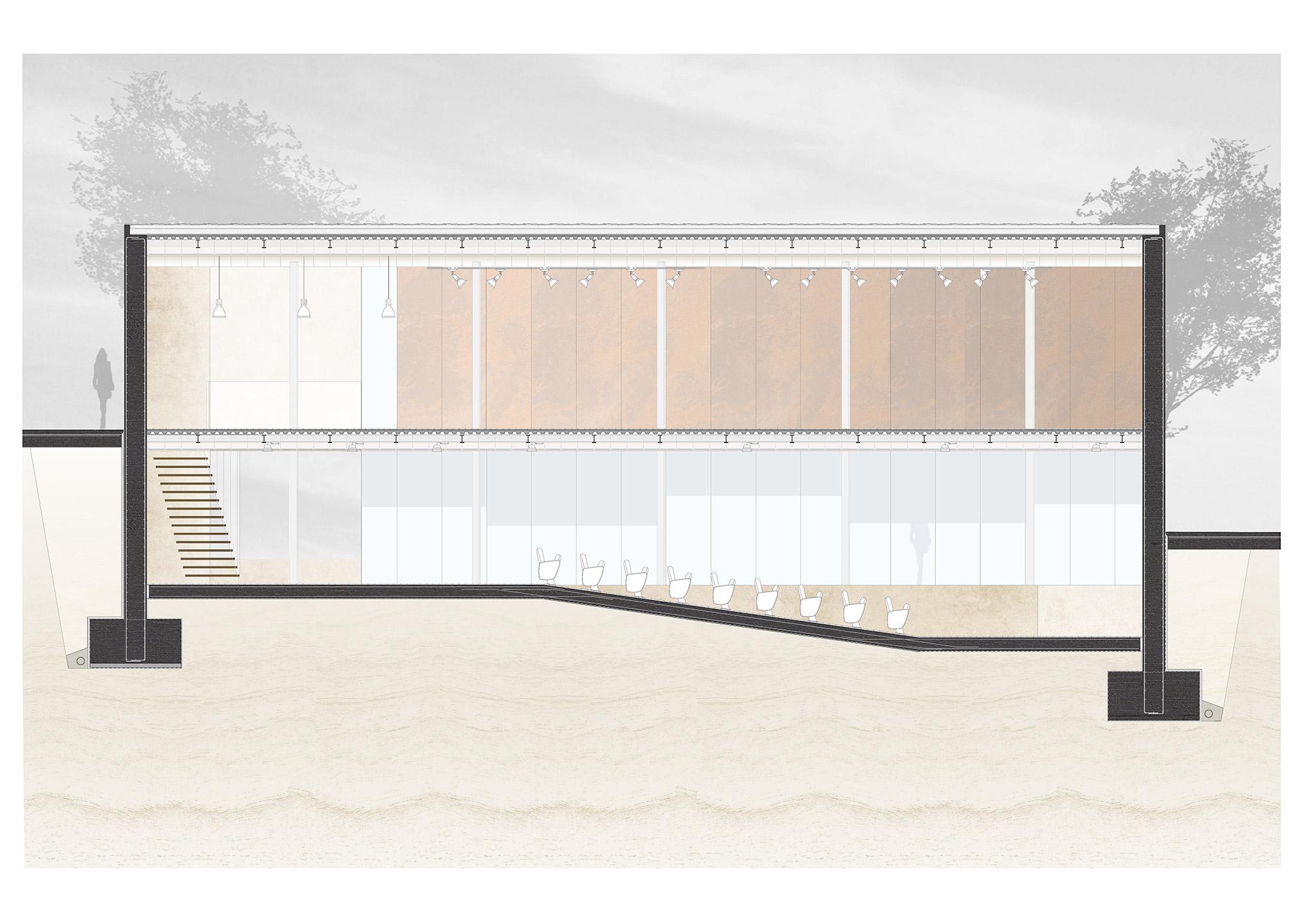 Refugio de monta a arquiayuda ayuda pfc arquitectura - Servicios de arquitectura ...