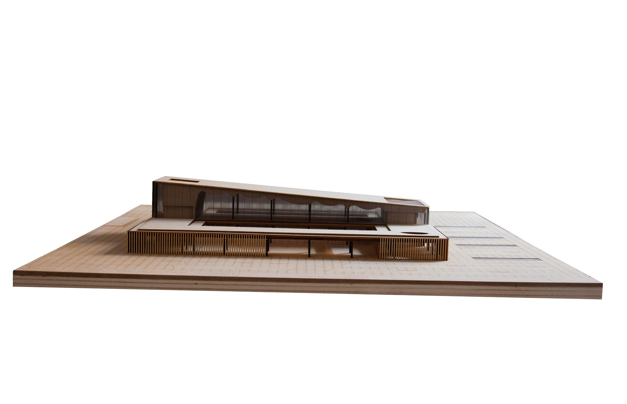 Maqueta para trabajo final de grado de arquitectura - Servicios de arquitectura ...